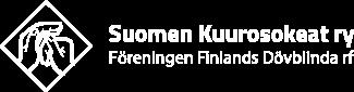 Suomen Kuurosokeat ry logo